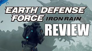 Earth Defense Force: Iron Rain Review - The Final Verdict
