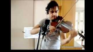 BURN - Ellie Goulding by Douglas Mendes (Violin cover)