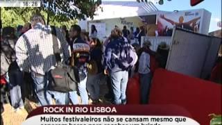 Reportagem SIC Noticias | Rock in Rio 2014