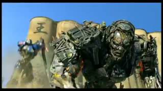 Transformers: Age of Extinction: The Touch