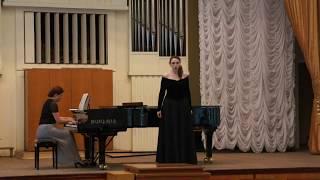 "Margarita Bogachova - ""In deine Hände"" , Kantate 106 by Bach / Кантата 106, И.С.Бах"