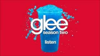 Listen | Glee [HD FULL STUDIO]