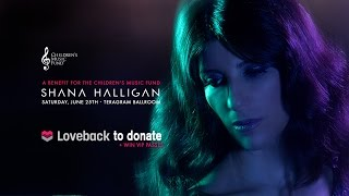 Shana Halligan at Teragram  - A Children's Music Fund Benefit Concert