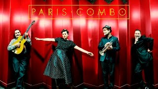 PARIS COMBO LIVE  (Le Quai, Angers, France 2015)