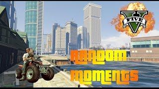 GTA 5 ONLINE - STUNTS MONTAGE - Feat SNEAKYSNOWI