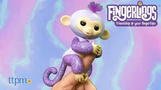 Fingerlings Glitter Monkeys from WowWee