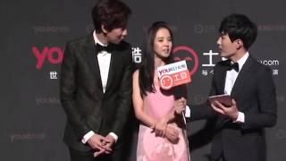 KwangMong(Lee Kwang soo and Song Ji hyo) (Part 1)