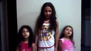 rolling in the deep - As Meninas (Cover).MOV