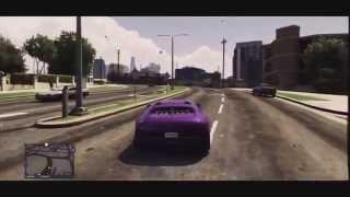 GTA V Stunts [Melanie Martinez - Pity Party (KXA Remix)]