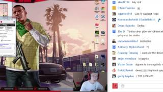 GTA5 PC code stolen on livestream MrbossFTW
