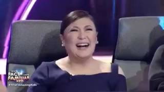 Your face sounds familiar elha perform sharon cuneta