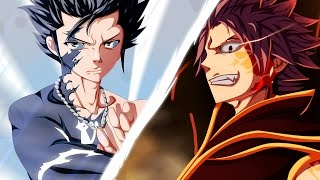 Fairy Tail - Gray Reveals Natsu is E.N.D?!