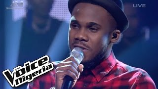 "Dewe' sings ""7 Years"" / Live Show / The Voice Nigeria 2016"