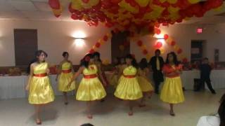 yajaira's quince suprice dance part 2
