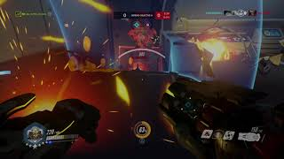 Overwatch is a team based first person  shooter