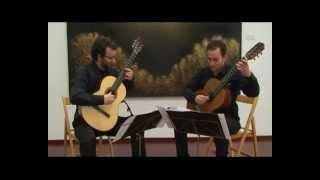 """Duo Tesania - Pretencioso (A. Vianna """"Pixinguinha"""")"""