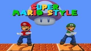 Super Mario Style (Mario Parody)