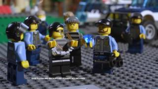 LEGO City Elite Police 60007 High Speed Chase and 60008 Museum Break in