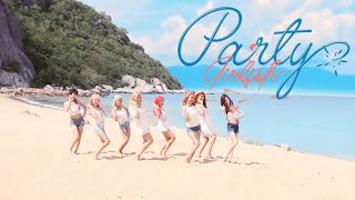 Girls' Generation 소녀시대_PARTY_Music Video Cover By Girlish