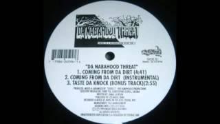 Da Nabahood Threat - Taste Da Knock (1994)