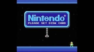 All Nintendo startups and menus