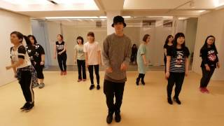 Nelly - Hey Porsche | Choreography by 復翔 @jimmy dance