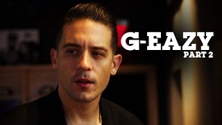 G-Eazy Talks On Collabing With Lil Wayne & Southside (Interview Part 2/3)