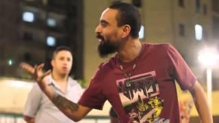 Slam Resistencia - Poeta Rafael Carnevalli falando sobre a realidade opressora brasileira