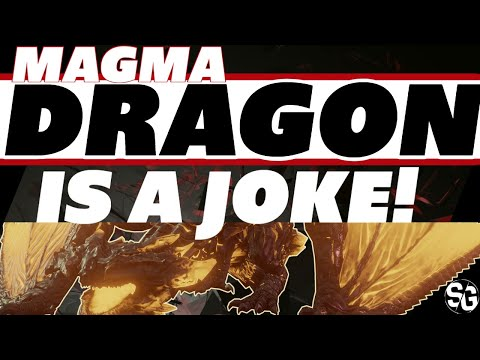 Magma Dragon, is this even a boss? Raid Shadow Legends Magma Dragon guide