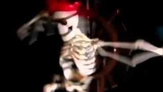Schnappi Scary Skeletons