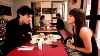 Serie Web Conectados. Capítulo 1 - ''Andrea Celosa''