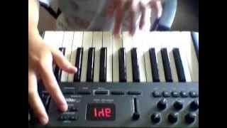 (PIANO) Armin van Buuren feat. Cindy Alma - Beautiful Life
