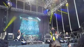 Stratovarius - Against In The Wind (Leyendas 2016 Live)