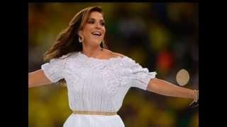 Song World Cup Brasil 2014 Ivete Sangalo - Tempo de Alegria