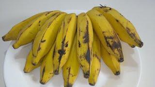 Se você tem banana em casa faça essa receita incrível para o café ou lanche