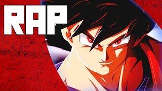🔴Rap do Mystic Goku (Dragonball Super)| RapTheory | VMZ