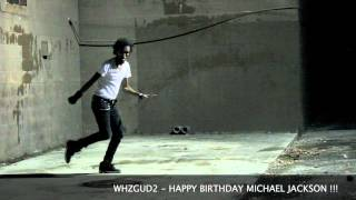 MARQUESE SCOTT+MICHAEL JACKSON | DUBSTEP| TRIBUTE