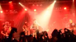 Abney Park - Katyusha [LIVE in Volta CLub Moscow]