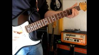 NIRVANA, LOUNGE ACT, GUITAR BREAKDOWN/LESSON/HOW TO PLAY