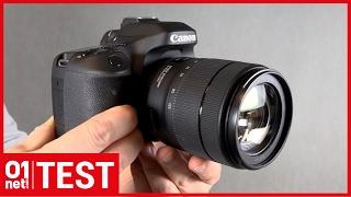 Canon EOS 80D : le reflex à mi-chemin entre l'expert et l'amateur
