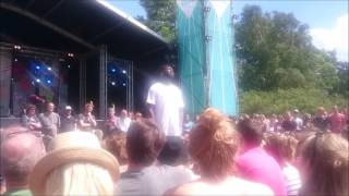 Jake Isaac at Welcome to the Village 2016