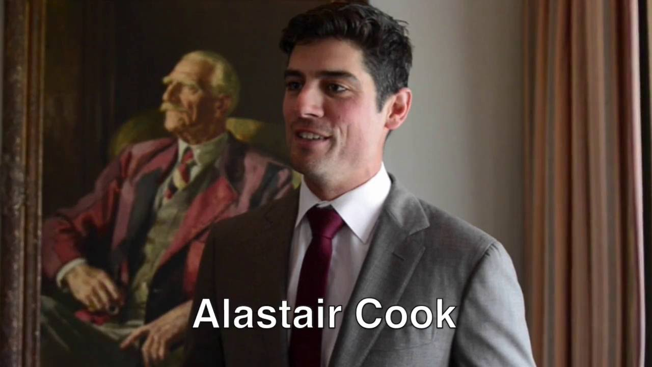 Lucky Dip: Alastair Cook