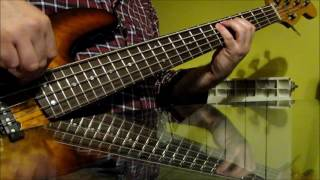 Crowded House -  Don't Dream It's Over Bass Cover
