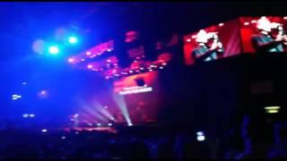 Marcos Barrientos. Live Tour en Luna park