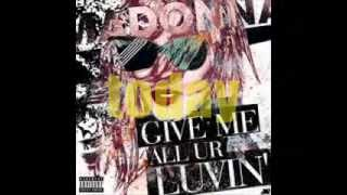 Madonna Ft. Nicki Minaj & M.I.A. - Give Me All Your Luvin' Lyrics Jr