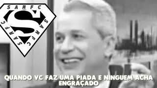 QUANDO VC FAZ UMA PIADA SEM GRAÇA