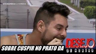 Daniel Almeida se explica por ter recusado cantar música da Desejo de Menina em live