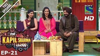 The Kapil Sharma Show - दी कपिल शर्मा शो–Ep-21-Navjot Kaur Sidhu –2nd July 2016 width=