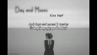 Karaoke Effect | Day and moons | Elsa Kopf | [Vietsub-Lyrics]