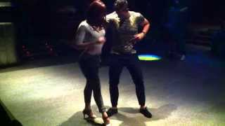 JUANRA & SARA PANERO KIZOMBA / Landrick - Me Agarr